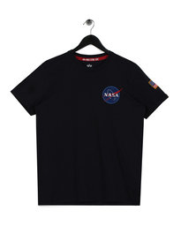 Alpha Industries Space Shuttle T-Shirt Navy