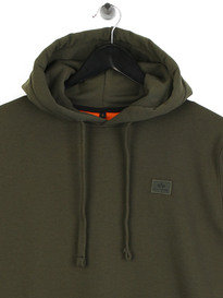 Alpha Industries X Fit Hoodie Green
