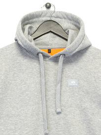 Alpha Industries X Fit Hoody Grey