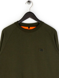 Alpha Industries X Fit Sweat Green
