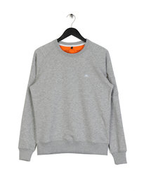 Alpha Industries X Fit Sweat Grey
