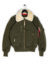 Alpha Industries Injector III Jacket Green