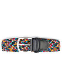 Andersons Textile Belt Multicolour