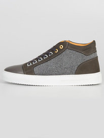 Android Homme Propulsion Mid Trainer Caviar Grey