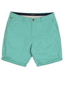 Scotch & Soda Classic Chino Shorts Green