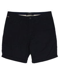 Scotch & Soda Classic Chino Shorts Navy