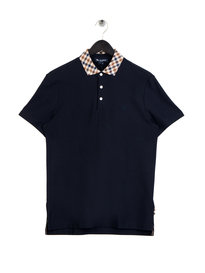 Aquascutum Coniston Polo Shirt Navy