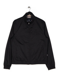 Aquascutum Cornard Cotton CC Jacket Black