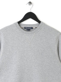 Aquascutum Gilpin Crew Neck Sweater Grey