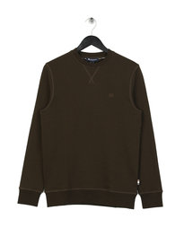 Aquascutum Oliver Crew Neck Sweater Green
