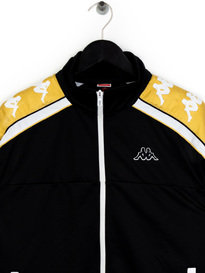 Kappa Arany Authentic Tracktop Black