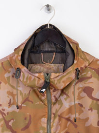 Ark Air Stowaway Jacket Brown