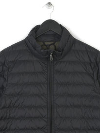ARMANI JEANS DOWN JACKET BLACK