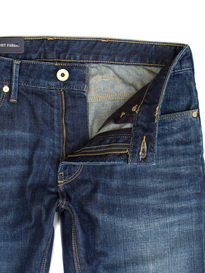 ARMANI JEANS J06 SLIM FIT BLUE DENIM