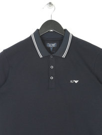 ARMANI JEANS UOMO JERSEY POLO BLUE NIGHTS