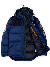 Napapijri Artic 1 Jacket Blue
