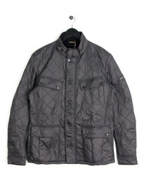 Barbour Ariel Polarquilt Charcoal