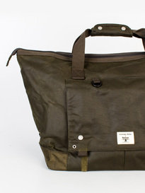 Barbour Advance Holdall Bag Olive