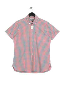 Barbour Alston Shirt Red