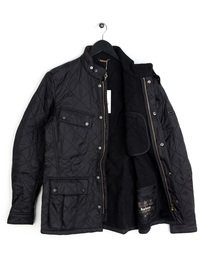 Barbour Ariel Polarquilt Black