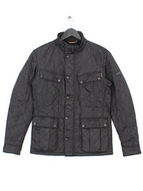 BARBOUR ARIEL POLARQUILT JACKET BLACK