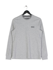 Barbour B.Intl Apex Long Sleeve T-Shirt Grey