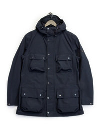 Barbour B.Intl Drag Jacket Navy