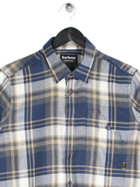 Barbour B.Intl Handle Shirt Blue