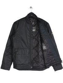 Barbour B.Intl Injection Wax Jacket Black