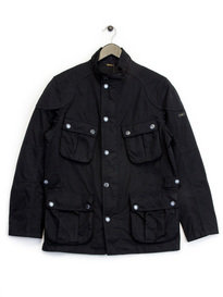 Barbour B.Intl Lockseam Casual Jacket Navy