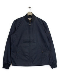 Barbour B.Intl Raceway Zip Through Jacket Black