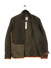 Barbour Beacon Glenridding Quilted Jacket Olive Green