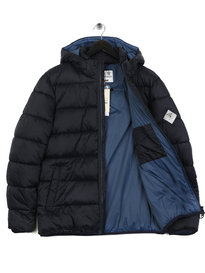 Barbour Beacon Hike Quilted Jacket Navy