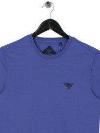 Barbour Beacon T-Shirt Purple