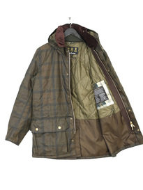 Barbour Beattock Wax Jacket Olive