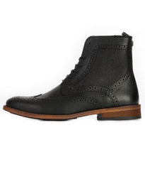 Barbour Belford Boot Black