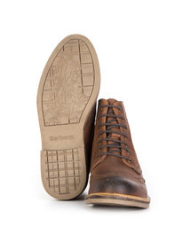 Barbour Belsay Boot Brown