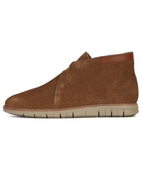 Barbour Boughton Boot Brown