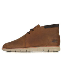 Barbour Boughton Boot Tan Brown