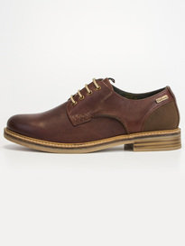 Barbour Bramley Shoe Brown