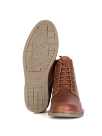 Barbour Byker Boot Brown
