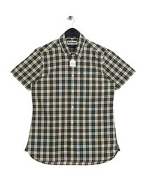 Barbour Cadman Shirt Green