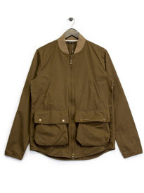 Barbour Camber Casual Jacket Sand