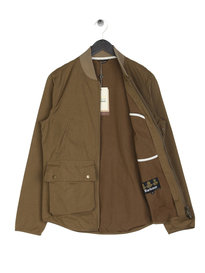 Barbour Camber Casual Jacket Sand Brown