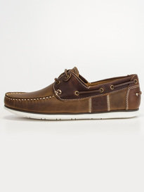 Barbour Capstan Shoe Brown