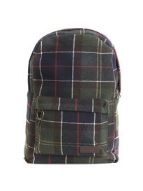 Barbour Carrbridge Backpack Classic Green Tartan