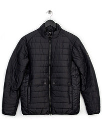 Barbour Crossover Quilted Jacket Black