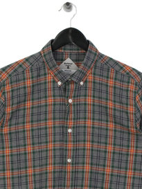 Barbour Beacon Culver Shirt Grey