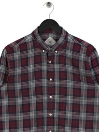 Barbour Culver Shirt Merlot