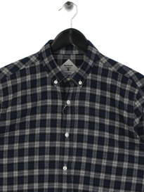 Barbour Beacon Dean Shirt Navy